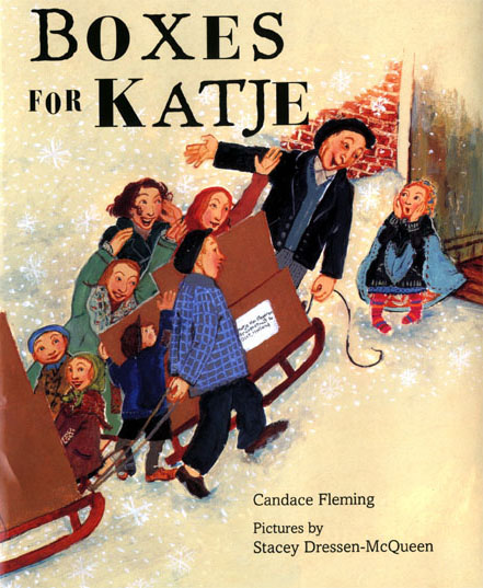 Picture Book Spotlight: Boxes for Katje