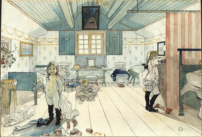 Mama's and the Small Girls' Room