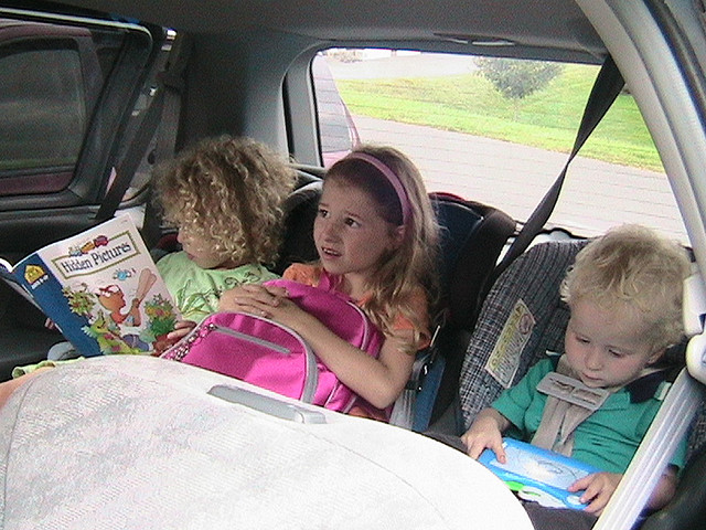 road trip 2006