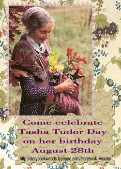 Tasha Tudor Remembrance Day