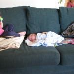 Rilla Goes Babywatching