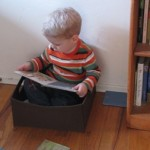 Boy. Box. Books.