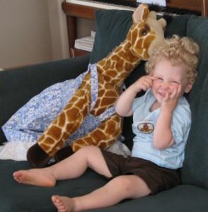 giraffeandfriend