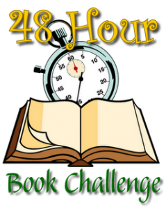 48-Hour Book Challenge: First Check-in