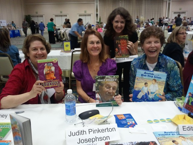 Authors at CRA