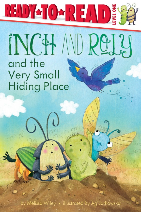 Inch and Roly and the Very Small Hiding Place — Almost Here!