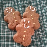 The Gingerbread Man, or: The Difference Between Ages Three and Six