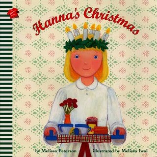 Hanna's Christmas book cover