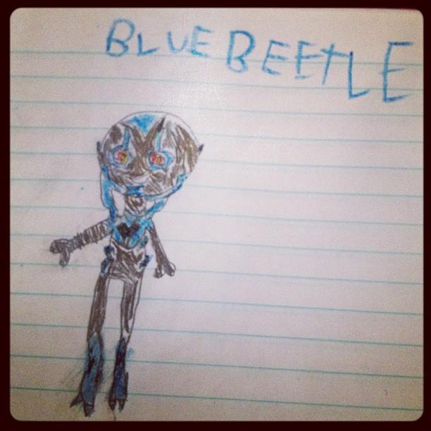 bluebeetle