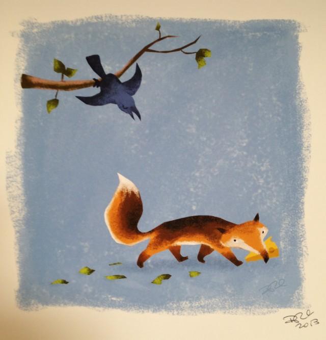 foxcrowblue