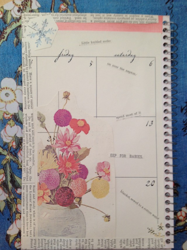 Jan notebook inside front