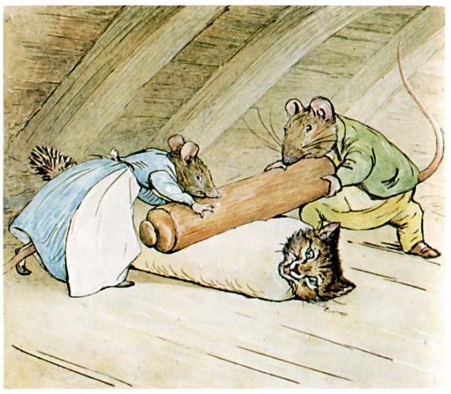 Roly-Poly Pudding by Beatrix Potter