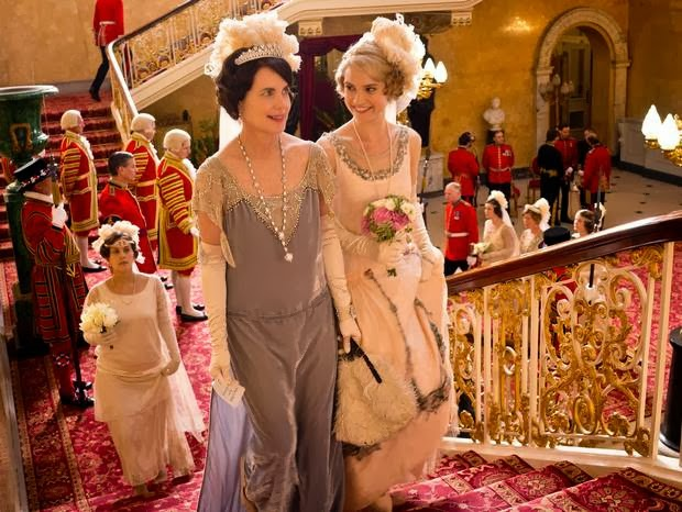 downton abbey season 4 christmas special