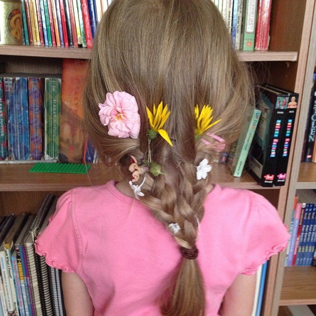 flowersinthehair