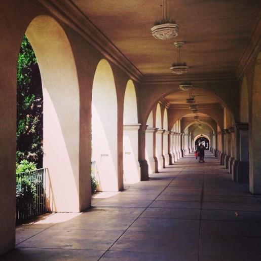 balboa walkway