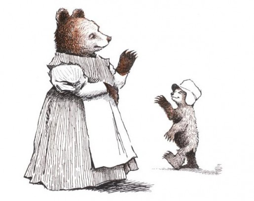 little bear by sendak