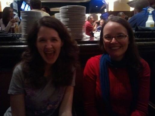 Dinner with Raina 2011