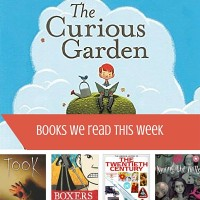 Books we read this week