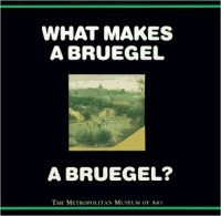 What Makes a Bruegel a Bruegel