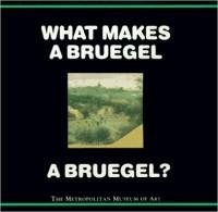 What Makes a Bruegel a Bruegel