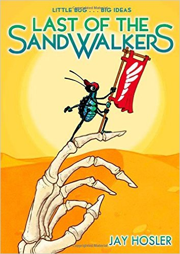 last of the sandwalkers