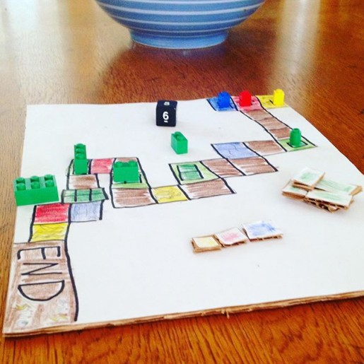 board game by Rilla