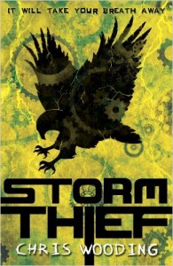 Storm Thief by Chris Wooding