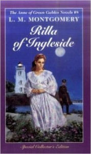 Rilla of Ingleside by L.M. Montgomery