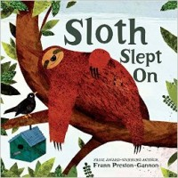 Sloth Slept On by Frann Preston-Gannon