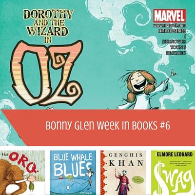 Bonny Glen Week in Books #6