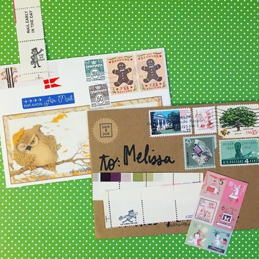 mail from denmark