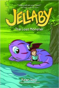 Jellaby The Lost Monster by Kean Soo