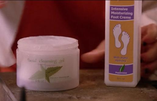 mean girls skin care