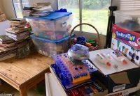 KonMari for Homeschooling Moms