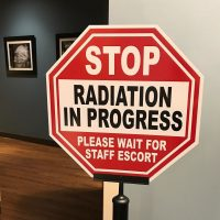 Radiation in progress