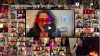 Low Bar Chorale's virtual choir sings In Your Eyes