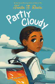 Cover of Partly Cloudy by Tanita Davis