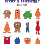 Picture Book Spotlight: Who's Hiding?
