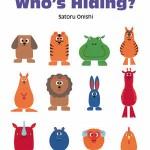 Picture Book Spotlight: Who's Hiding?