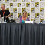 SDCC Comics in the Library Panel