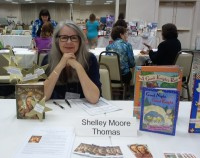 Children's Book Authors at the California Reading Association Conference