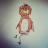 Owl by Rilla