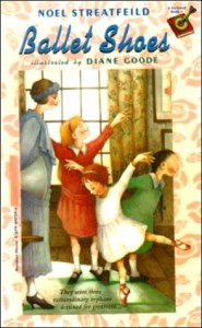Noel Streatfeild Read-Along: Ballet Shoes