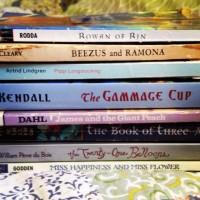 Piles o' Books