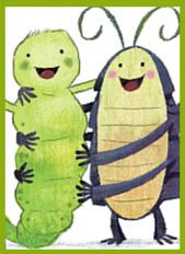 Inch and Roly title characters